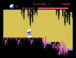 Smurf - ColecoVision Cave